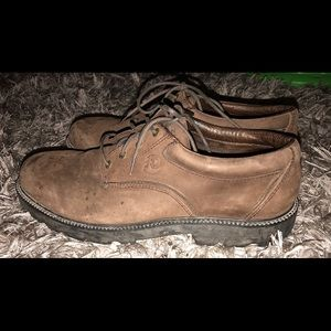 Dunham Ruggards Men Brown   Shoe 15.0 B -Pre Owned